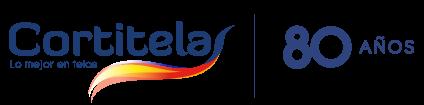 Logo Cortitelas 80 años